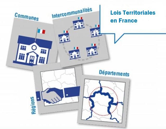 Prospective des lois territoriales en France