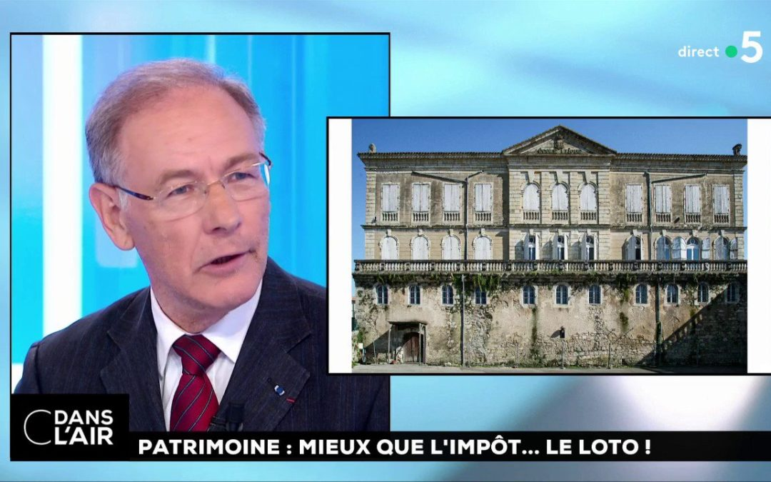 """France 5, C dans l'air : """"le pétrole de la France est son territoire"""""""
