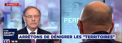 [TV] Gérard-François Dumont était l'invité de PERRI SCOPE, sur LCI