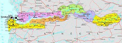 [ANALYSES] La frontière Sénégal-Gambie dans le contexte du conflit en Casamance : mobilités, flux transfrontaliers et géopolitique