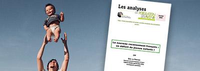 [ÉTUDE] Le nouveau recensement français : un déficit de jeunes enfants !