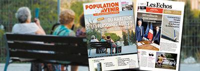 [PUBLICATION] Le quotidien Les Échos souligne l'importance du nouveau dossier de la revue Population & Avenir
